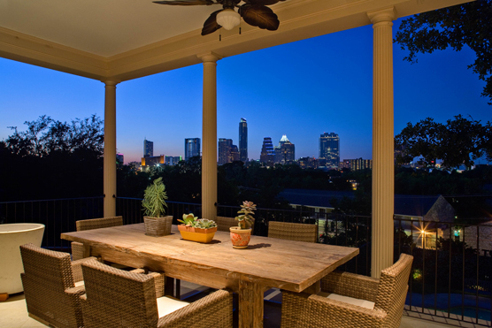 318 Le Grande Avenue, NOT IN MLS: 5-Star Green Travis Heights Estate w/ Downtown Views